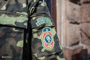 В Киеве задержали пять офицеров, торговавших имуществом Нацгвардии