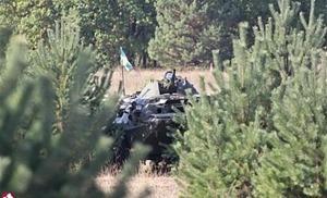 Штаб АТО: ВСУ отвели артиллерию калибра 85 мм на Луганщине