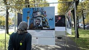 В Риге власти запретили выставку «Люди Майдана»