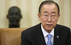 Пан Ги Мун: численность представителей ООН в Украине будет увеличена