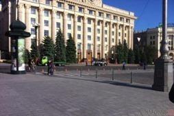 В Харькове сообщили о минировании ОГА