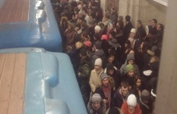 В метрополитене Киева назвали причину вчерашнего коллапса на «красной» ветке метро