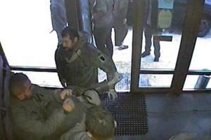 Полиция опубликовала видео массовой драки на Драгобрате