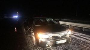 Замглавы Минспорта сбил женщину на пешеходном переходе