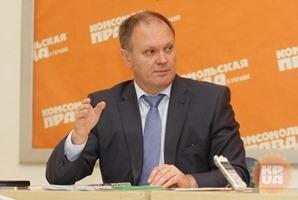 В отставку подал глава Киевской ОГА Шандра