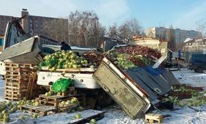 При взрыве на Центральном рынке Харькова пострадал один человек