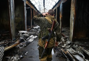 В штабе АТО сообщил о стабилизации ситуации в Донбассе