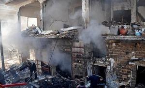В Сирии ВВС РФ нанесла удары по тюрьме и суду, 39 погибших