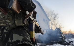 За минувшие сутки в зоне АТО погибли двое украинских военных