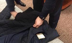 В Киеве СБУ поймала на взятке начальника полиции