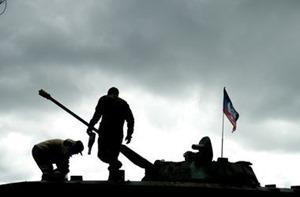 Штаб АТО: Боевики устроили «громкие» выходные военным