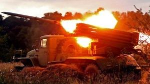 Миссия ОБСЕ получила информацию о «Градах», танках и САУ боевиков