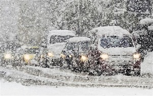 К выходным в Украине похолодает до –24° мороза