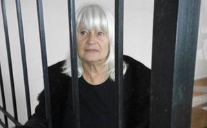 В Киеве арестовали известную правозащитницу, обвиняемую в убийстве собственного мужа