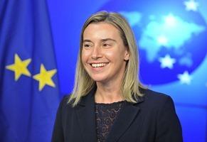 Могерини похвалила Украину за реформы и призывает не останавливаться