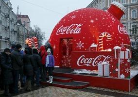 Coca-Cola официально извинилась за карту РФ с Крымом