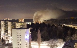 В Стокгольме в жилом доме прогремел взрыв, есть пострадавшие