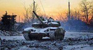 Разведка ВСУ обнаружила танки и САУ боевиков на Донбассе