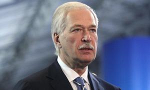 В Киев прибыл российский представитель по Донбассу Борис Грызлов