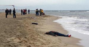На побережье Эгейского моря найдены тела 21 мигранта