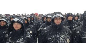 Аваков: 950 патрульных полицейских приняли присягу в Днепропетровске