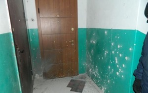 В Кременчуге в подъезде многоэтажки взорвалась граната