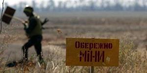 Геращенко рассказала, когда на Донбассе начнется процесс разминирования