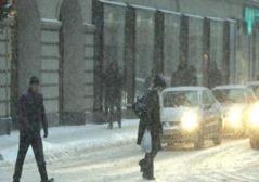 Трасса Одесса-Киев закрыта из-за непогоды
