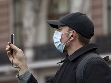 В Киеве вводят масочный режим в общественных местах