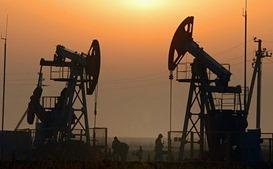 Цены на нефть марки Brent выросли до 33 долл. за баррель
