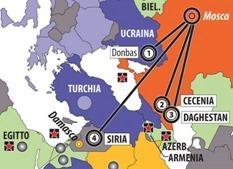Итальянское издание обозначило на карте Крым частью РФ. МИД протестует