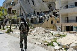Сирийская армия вошла в ключевой город в провинции Латакия - СМИ