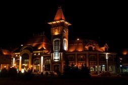 В Ужгороде ночью поступила информация о возможном минировании вокзала