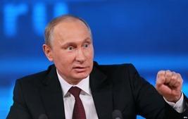 Путин заявил, что границы для него не имеют значения