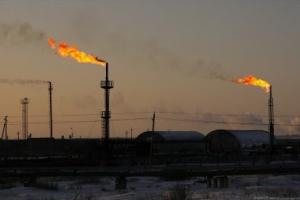 РФ сжигает в газовых факелах в 4 раза больше газа, чем продала Украине