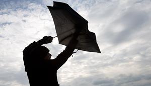 На 31 января в Украине объявлено штормовое предупреждение
