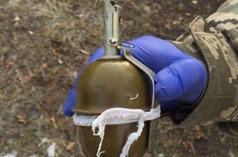 В Хмельницком возле жилого дома нашли гранату