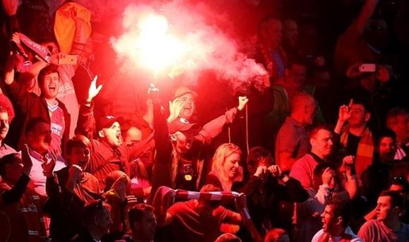 Ливерпуль и Севилья могут получить наказание за беспорядки болельщиков