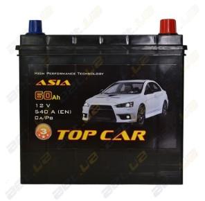 Аккумуляторы Top Car в Киеве 60 А/ч