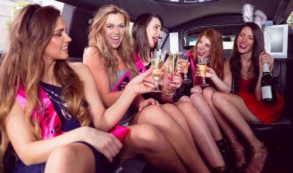 Девки в лимузине