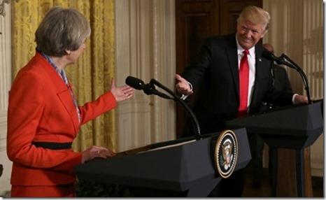 Руководство Великобритании неотменит визит Трампа, невзирая напротесты