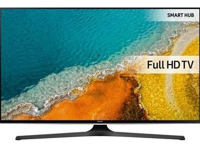 Телевизор SAMSUNG UE43KU6670UXUA с функцией Smart