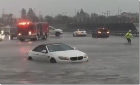 Мощнейший шторм вКалифорнии забрал жизни нескольких человек