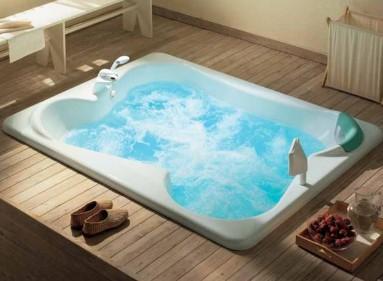 Режим джакузи - гидромассажная ванна