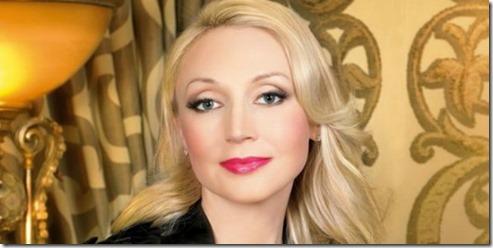Орбакайте пояснила отмену концертов весной вУкраине