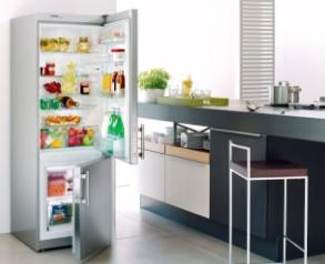 Замена запчастей в холодильнике