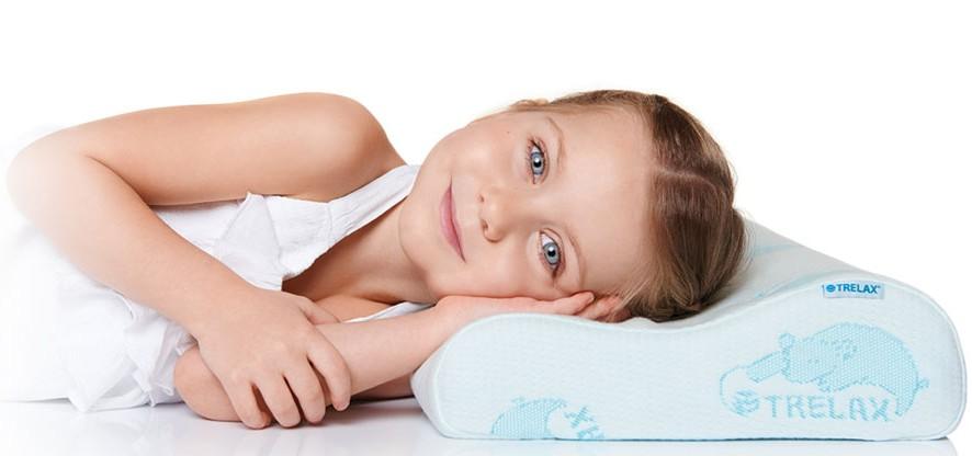 Ортопедическая подушка для ребенка старше двух лет