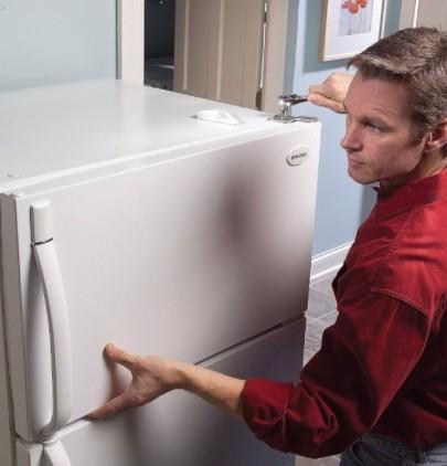Починка холодильника своими руками