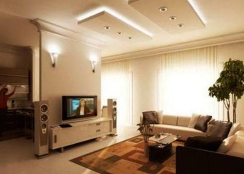 Люминесцентные лампы в доме