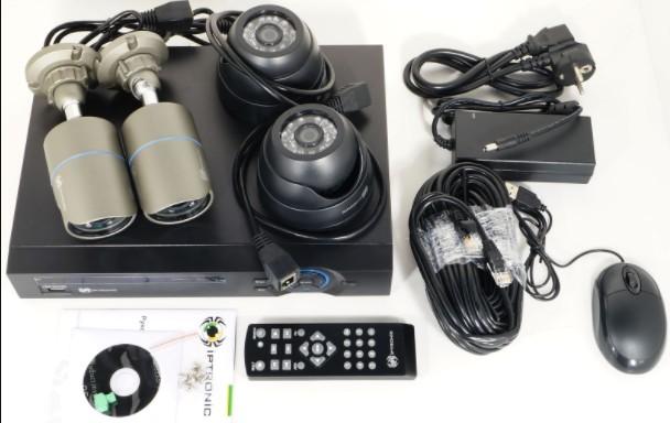 Сетевая система видеонаблюдения